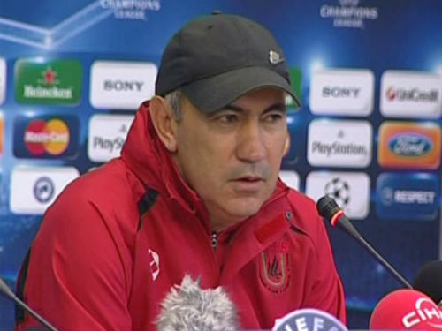 Главный тренер «Рубина» прокомментировал события первого матча плей-офф