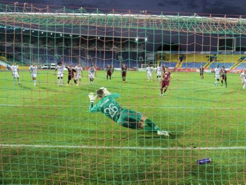 «Рубин» вышел в групповой этап Лиги Европы