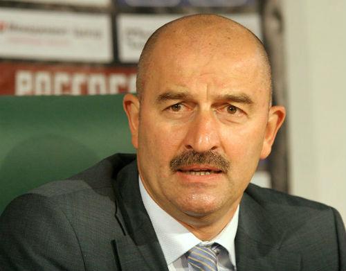 Станислав Черчесов: «Ничью с «Рубином» можно занести в актив»
