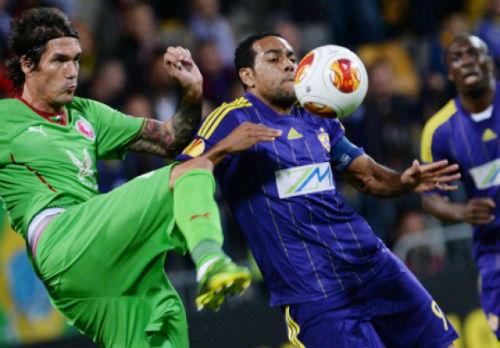 «Рубин» уверенно переиграл «Марибор»