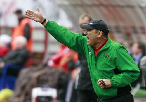 Бердыев дисквалифицирован на три матча