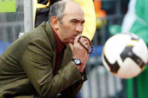 Курбан Бердыев: «На второй тайм не хватило сил»