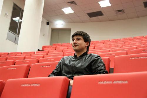 Первый матч на «Казань-Арене» состоится в ноябре-декабре