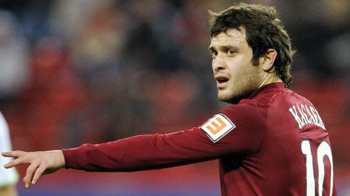 Касаев может вернуться в «Рубин»