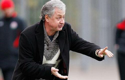 Билялетдинов стал главным тренером «Рубина»