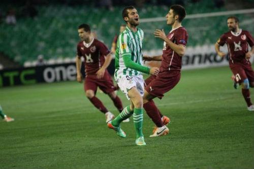 «Рубин» ушел от поражения в Испании