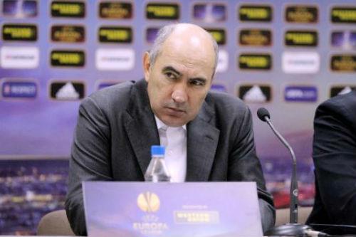 На игру с «Рубином» «Анжи» настраивает Бердыев
