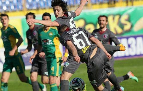 «Рубин» проиграл трижды подряд впервые с 2008 года