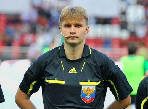 Лапочкин получил два балла за матч «Рубин» - «Ростов»