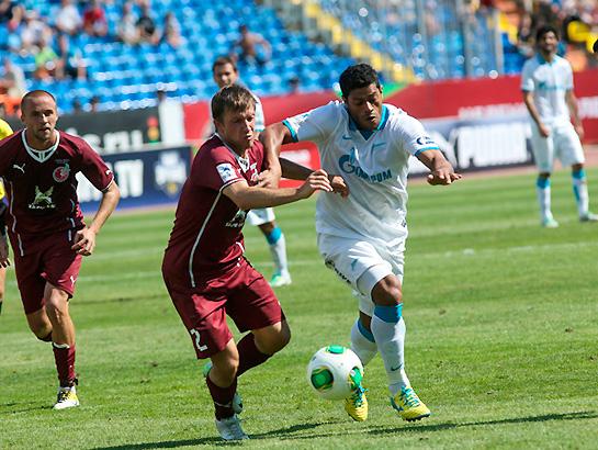 «Рубин» впервые пропустил 6 голов в премьер-лиге