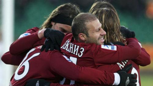 Отданные в аренду футболисты вернутся в «Рубин» в середине июн